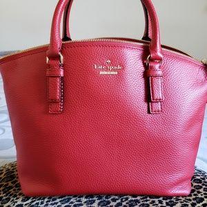 Kate Spade red handbag